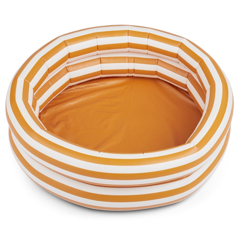 LIEWOOD LEONORE POOL - YELLOW MELLOW STRIPE